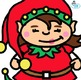 Christmas Character Clip Art (By The Doodle Dude)