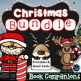 Christmas Book Companions   Christmas Book Study Character Traits Growing Bundle