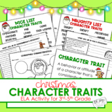 Christmas Character Traits