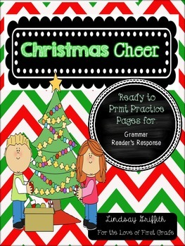 Christmas Cheer {Ready to Print Themed Printables}