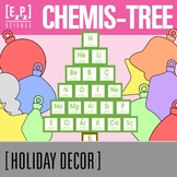 Christmas Chemis-tree {Periodic Table of Elements} Holiday Decor