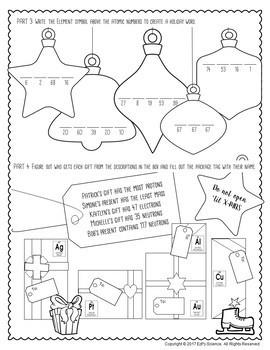 Christmas Chemistry