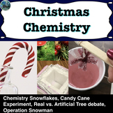 Christmas Science Chemistry Activities