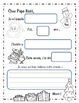Christmas-Cher Père Noël...Everything to write a letter to Santa-in French!