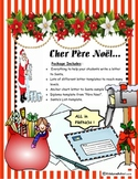 Christmas-Cher Père Noël...Everything to write a letter to