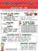 Christmas Chevron Newsletter- Editable