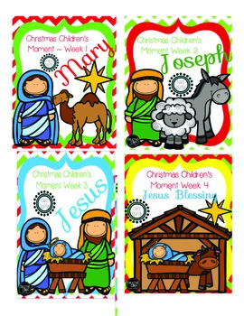 Christmas Children's Moment Bundle Pack