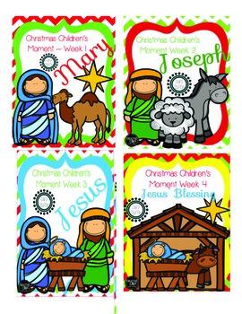 Christmas Children's Moment Bundle Pack