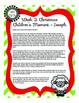 Christmas Children's Moment - Joseph