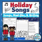 "Christmas Choir ""needs help deciding songs"" Writing Assignment"
