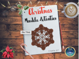 Christmas: Christmas Mandalas Activity