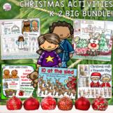 Christmas Literacy Activities Big Bundle | Distance Learning