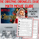 Christmas Chronicles (2018) Math Movie Guide