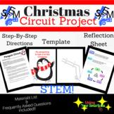 Christmas Circuit Stem Challenge