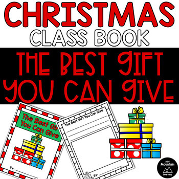 Christmas Class Book