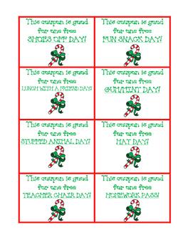 coupons for christmas