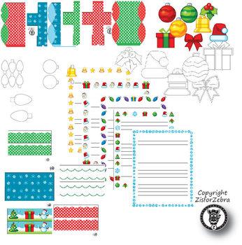 Christmas Class Decoration Mega Pack!