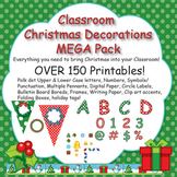 Christmas Class Decoration Mega Pack!