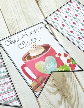 Christmas Classroom Decorations
