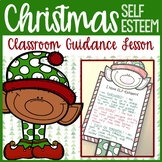 Christmas Classroom Guidance Lesson Self Esteem Activity f