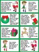 Christmas Classroom Reward Cards Coupons