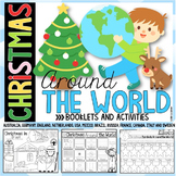 Christmas Around the World: Booklets, Reading Response, Re