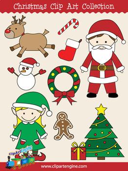 Christmas Clip Art Collection