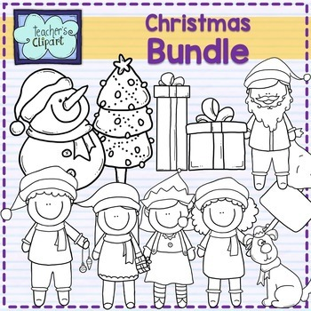 Christmas Clip Art {33 images}