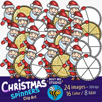 Christmas Clip Art Bundle 3