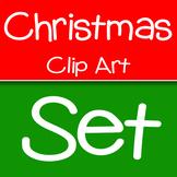 Christmas Clip Art Bundle Set {The Teacher Stop}