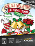 Christmas Clip Art, Clipart - Details Pack - Holiday Artwo
