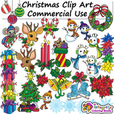 Christmas Clip Art - Commercial Use