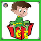 Christmas Clip Art - Elf Bundle