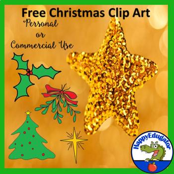 Christmas Clip Art - FREE