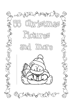 Christmas Coloring Pages By Clever Classroom Teachers Pay Teachers