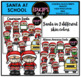 Christmas Clip Art Ultra Bundle {Educlips Clipart}