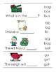 Christmas Clip Sentences