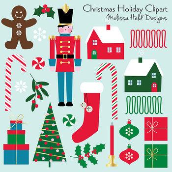 Clipart: Christmas Clip Art