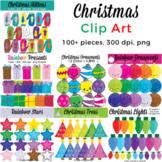 Christmas Clipart Mega Bundle