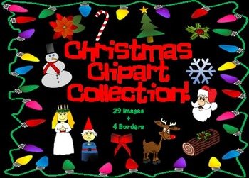 Christmas Clipart Collection!