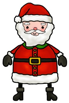 Christmas Clipart {December}