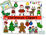 Christmas Clipart {December}