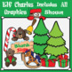 Christmas Clipart - Elf Charles