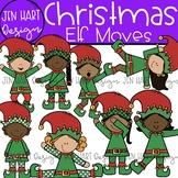 Christmas Clipart - Elf Clipart {Jen Hart Clipart}