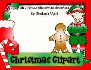 Christmas Clipart FUN!