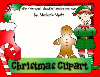 Christmas Clipart FUN!