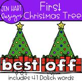 Christmas Clipart - First Sight Word Clip Art  {Jen Hart Clipart}
