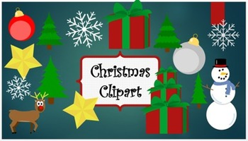 Christmas Clipart Mini Pack