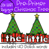 Christmas Clipart - Pre-Primer Sight Word Clip Art  {Jen H
