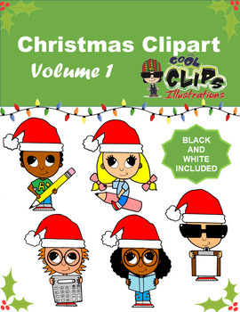 Christmas Clipart Volume 1